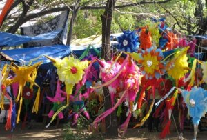 Piñata Market, Mexico