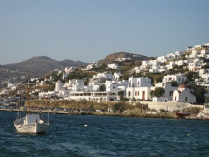 Mykonos, Greece by tu-anh