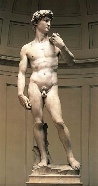 David statud