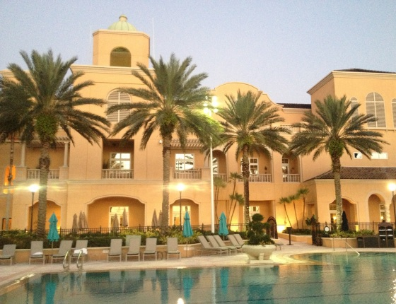 Loved my spa day at the Ritz-Carlton Orlando and will recreate my own spa at home tonight :)