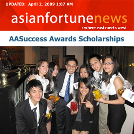 Asian Fortune News AASuccess Awards Scholarships