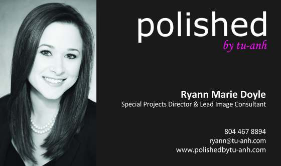 Ryann Doyle business card