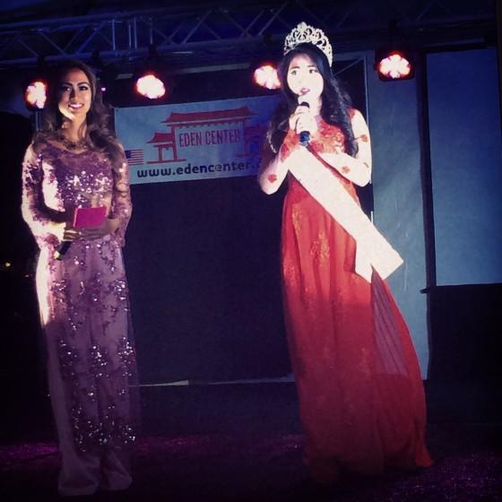 Miss Vietnam DC 2013
