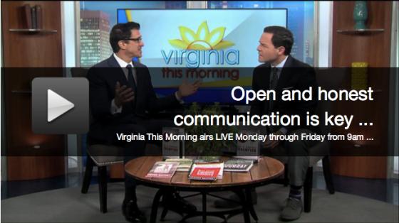 Steven Gaffney on Virginia This Morning